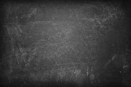 Photo pour Chalk rubbed out on blackboard background - image libre de droit