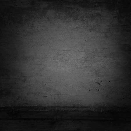 Photo pour Close-up of grey textured concrete. Dark edges - image libre de droit