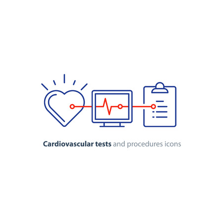 Cardiovascular disease prevention test, heart diagnostic