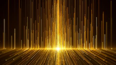 Gold Awards Background