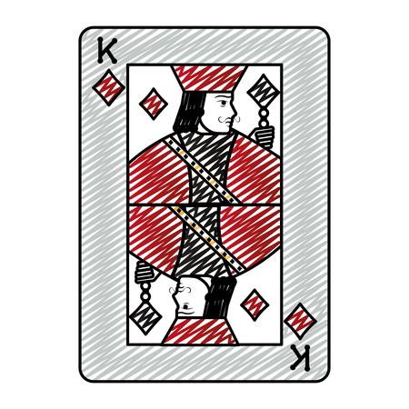 doodle king diamond casino card game