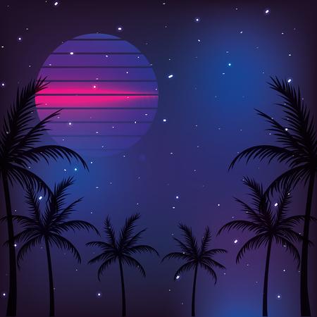 Illustration pour geometrical futuristic backgrouns - image libre de droit