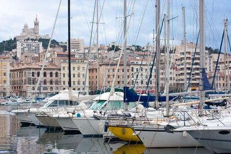 vieux port of marseille