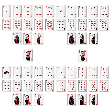 Vector Playing Card