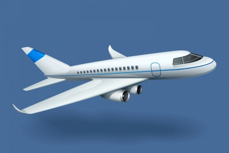 Ilustración de Airplane - Imagen libre de derechos