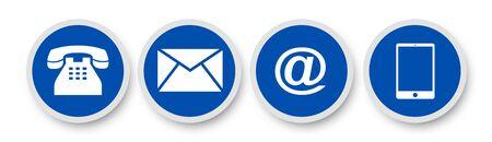 Photo pour Customer service and customer support - image libre de droit