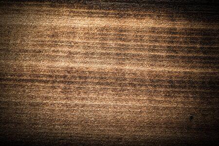 Foto de Surface of old textured wooden board for background. Toned. - Imagen libre de derechos