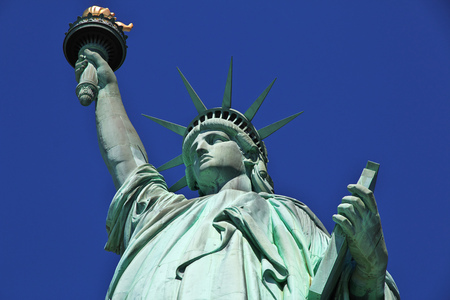 Photo for Statue of liberty in New York, USA - Royalty Free Image
