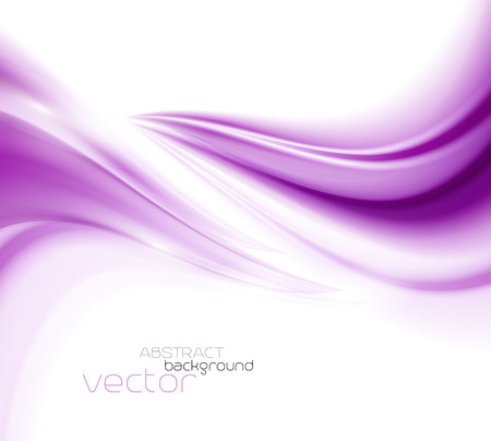 Illustration pour Beautiful Purple Satin. Drapery Background, Vector Illustration - image libre de droit