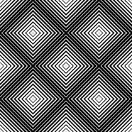 Illustration for Geometric seamless pattern. Simple regular background. Vector illustration - Royalty Free Image