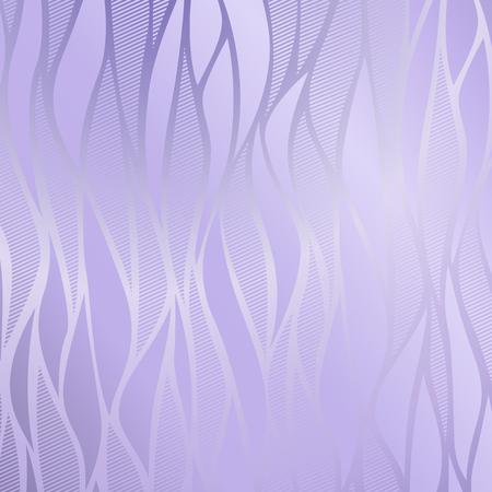 Illustration pour Vector vintage violet gold card with seamless damask pattern EPS 10 - image libre de droit