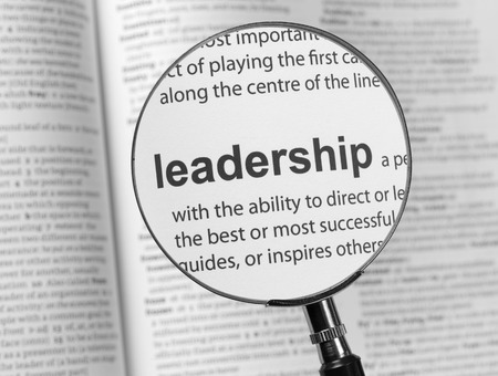 Dictionary highlighting Leadership