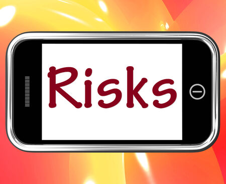 Risks Smartphone Meaning Investing Online Profit And Loss