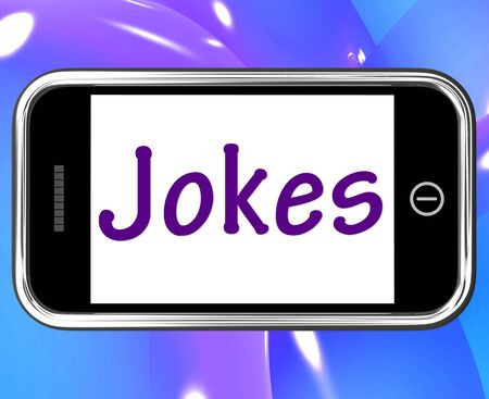 Jokes Smartphone Meaning Humour And Laughs On Web