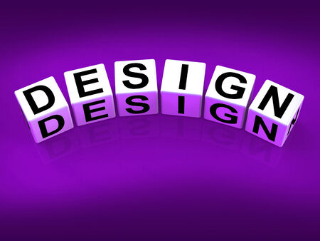 Design Blocks Meaning to Design Create and to Diagram
