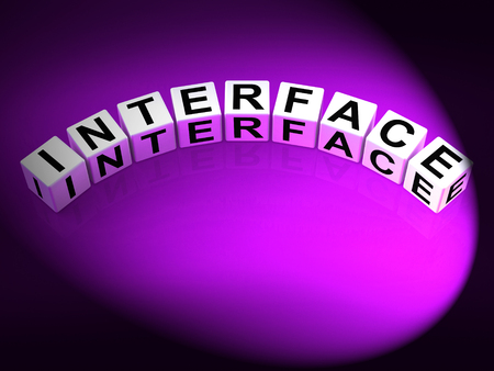 Interface Dice Representing Integrating Networking and Interfacing