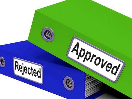 Approval Approved Meaning File Document And Verified