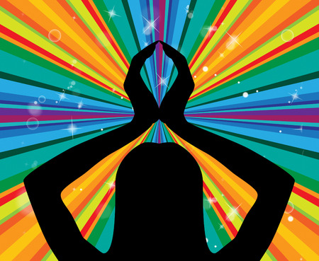 Yoga Pose Meaning Enlightenment Exercise And Harmony