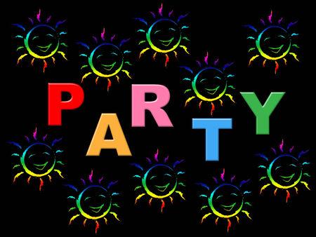 Joy Party Meaning Fun Celebrations And Joyful
