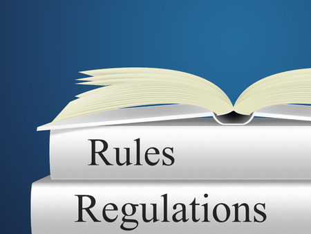 Rules Regulations Meaning Protocol Guideline And Procedures