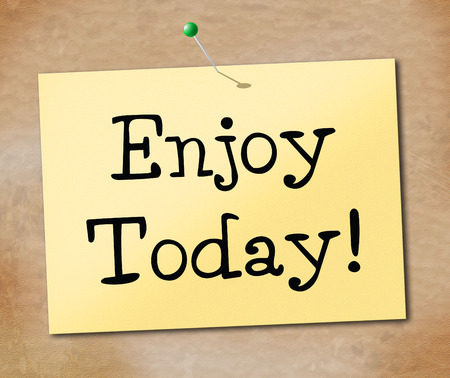 Enjoy Today Showing At This Time And Present