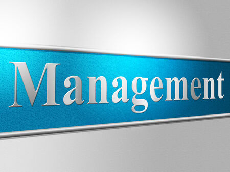 Manage Management Showing Authority Business And Bosses