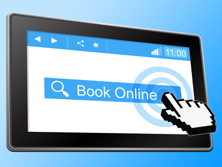 Book Online Showing World Wide Web And Websites Reservation