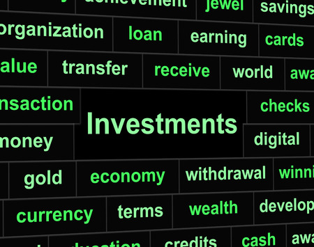 Investments Invest Meaning Return Invests And Roi