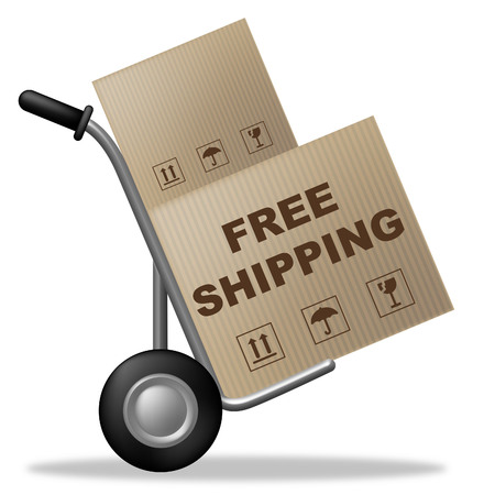 Free Shipping Meaning With Our Compliments And Gratis