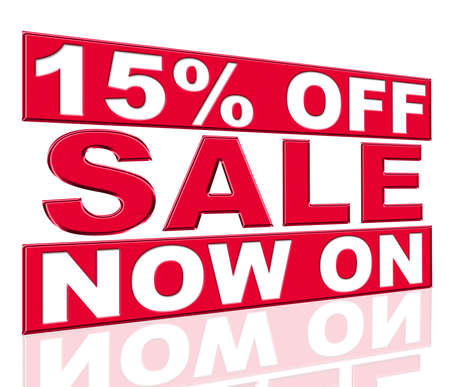 Fifteen Percent Off Meaning At The Moment And Promo