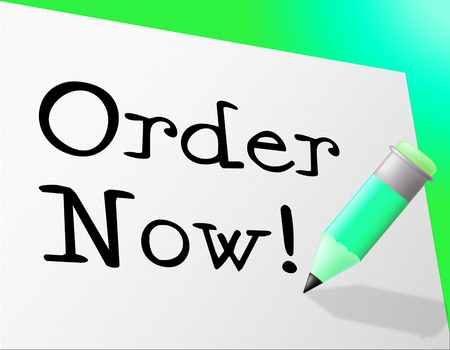 Order Now Representing At This Time And Now