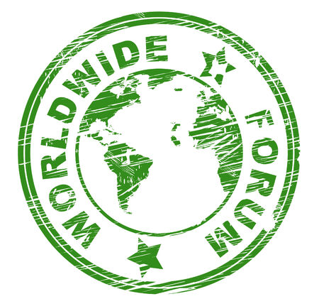 Worldwide Forum Meaning Globalisation Network And Conversation