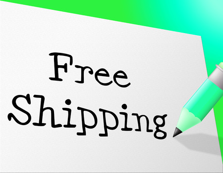 Free Shipping Meaning No Charge And Postage