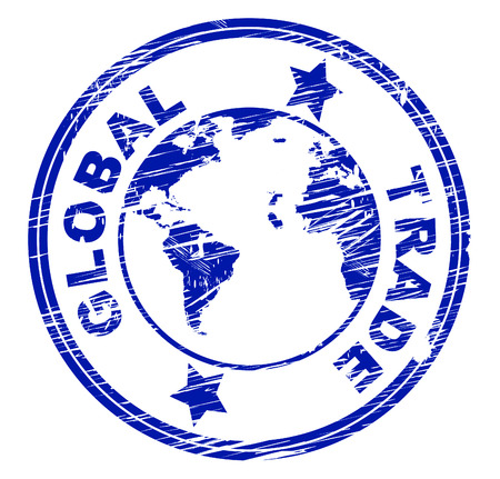 Global Trade Indicating Globalize Purchase And Corporation