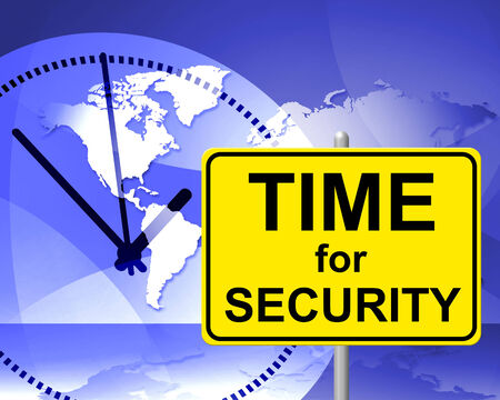 Time For Security Meaning At The Moment And Now