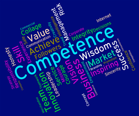 Competence Words Meaning Expertise Text And Competency