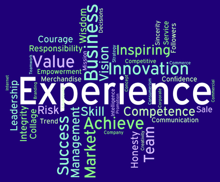 Experience Words Meaning Know How And Proficiency