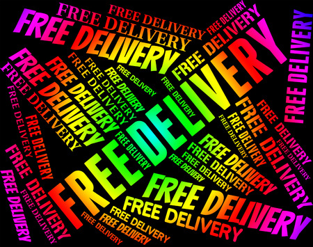 Free Delivery Meaning No Charge And Complimentary