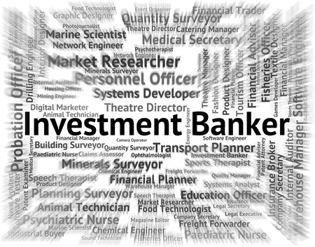 Investment Banker Meaning Career Investments And Finance