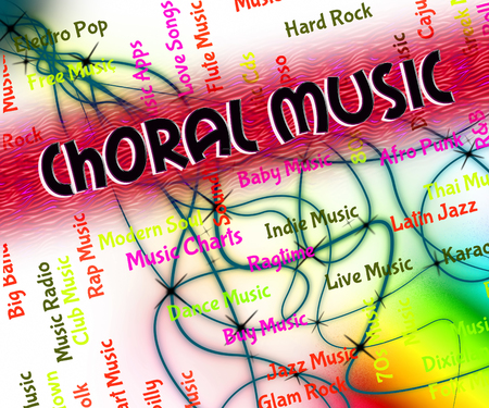 Choral Music Meaning Sound Track And Religious