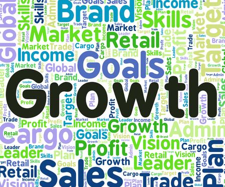 Growth Word Meaning Develop Text And Improvement