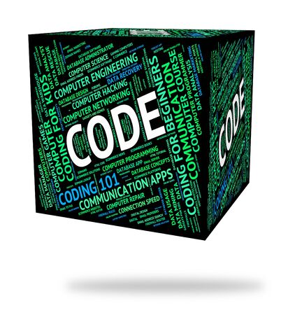 Code Word Indicating Computers Programs And Text