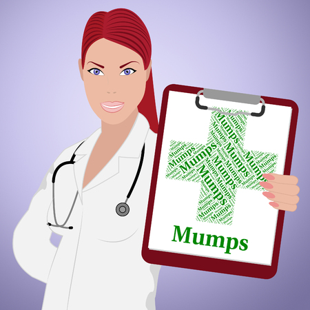 Mumps Word Meaning Ill Health And Disorder