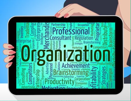 Organization Word Meaning Syndicate Firm And Management