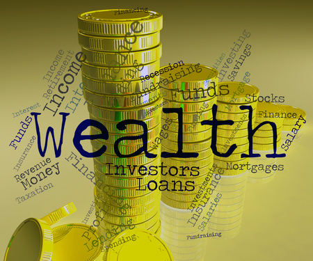 Wealth Word Meaning Wealthy Prosperous And Worth