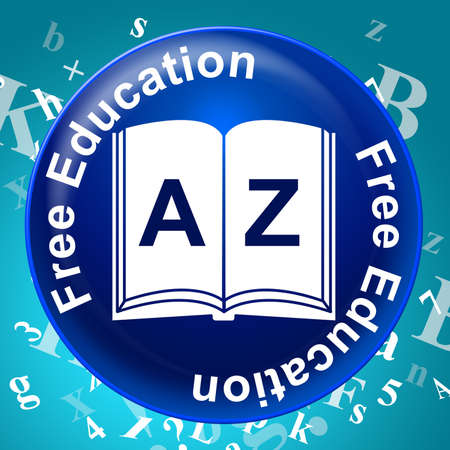 Free Education Showing No Cost And Schooling