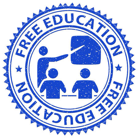 Free Education Meaning No Charge And Learning