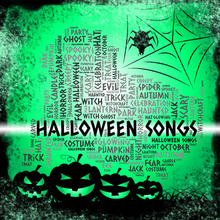 Halloween Songs Meaning Trick Or Treat And Sound Track
