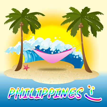 Philippines Holiday Meaning Warmth Vacation And Tropical