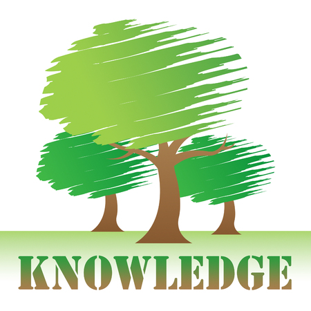Knowledge Trees Indicating Reforestation And Know How